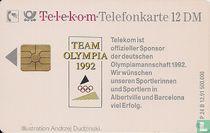 Team Olympia 1992 (8) - Eistänzer