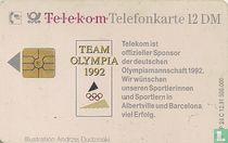 Team Olympia 1992 - Hürdenläufer