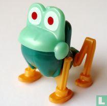 Robot kikker