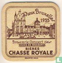 Chasse Royale Vieux Bruxelles 1935