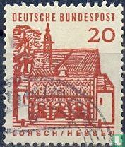 Abdij van Lorsch, Hessen