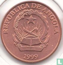 Angola 50 centimos 1999