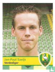 ADO Den Haag: Jan-Paul Saeijs