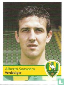 ADO Den Haag: Alberto Saavedra