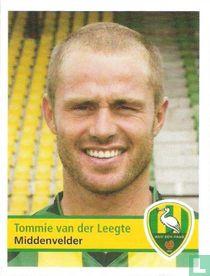 ADO Den Haag: Tommie van der Leegte