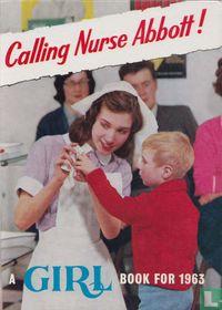 Calling Nurse Abbott! - A Girl Book for 1963