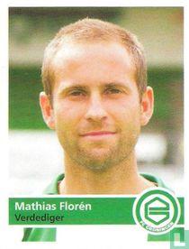 FC Groningen: Mathias Florén