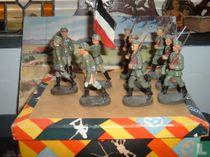 Infanterie parade