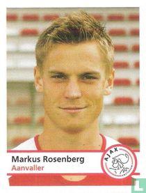 Ajax: Markus Rosenberg