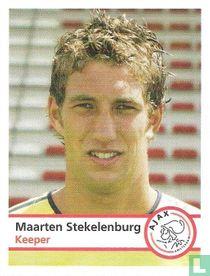Ajax: Maarten Stekelenburg