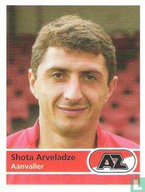 AZ: Shota Arveladze