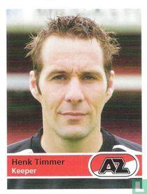 AZ: Henk Timmer