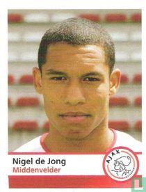Ajax: Nigel de Jong