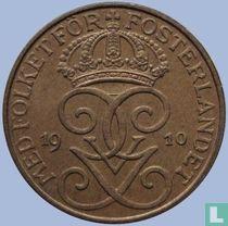 Zweden 1 öre 1910
