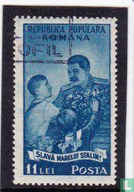 Rozen voor Stalin