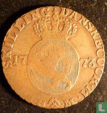 Norwegen 24 Skilling 1773