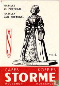 Isabelle de Portugal - Isabella van Portugal