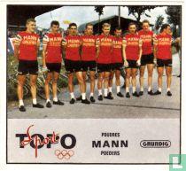 Topo Sport Mann Grundig