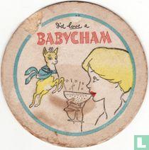 I'd love a babycham