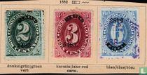 Nombre de timbres
