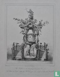 The Pulpit int he Church of St. Gudule, Brussels. // La Chaire de Vérité sculpée par H. Verbruggen, dans l'Eglise de Ste. Gudule à Bruxelles.