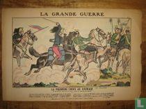 La Grande Guerre - La Première croix au courage – 1915