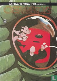 Cerebus the Aardvark 25