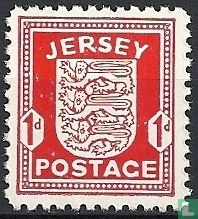 Wapen van Jersey