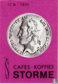 Storme - 2 franc 1834
