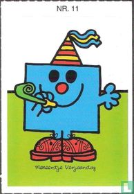 Meneertje Verjaardag