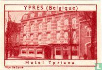 Ypres - Hotel Ypriana