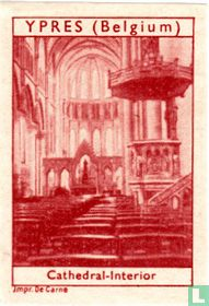 Ypres - Cathedral-Interior