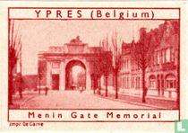 Ypres - Menin Gate Memorial