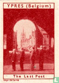 Ypres - The Last Post