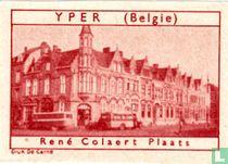 Yper - René Colsaert Plaats