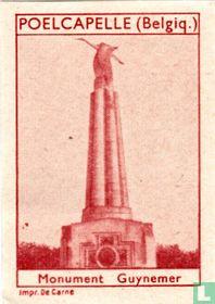 Poelkapelle - Monument Guynemer