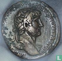 Romeinse Rijk, AE Sestertius, 117-138 AD, Hadrianus, Rome, 120-122 AD