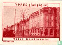 Ypres - Hotel Continental