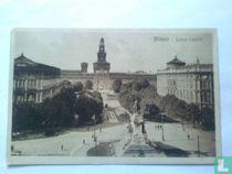 Largo Cairoli - 1919