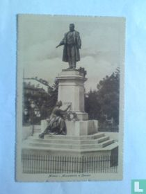 Monumento a Cavour - 1919.