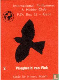 Vliegbeeld van Vink