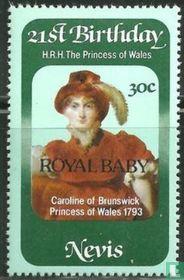 Prinses Diana opdruk