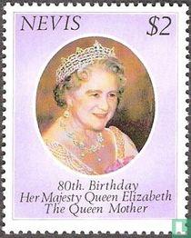 Koningin Elizabeth - 80e verjaardag