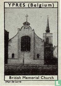 Ypres - British Memorial Church