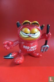 Garfield: Red Hot Lover!