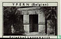 Yperen - Friedhof Langemarck