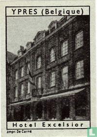 Ypres - Hotel Excelsior