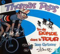 In de Ronde - Dans le Tour - 200 cartoons
