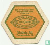 Diebels Bierdeckelbörse 1978