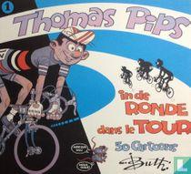 In de Ronde - Dans le Tour - 50 cartoons
